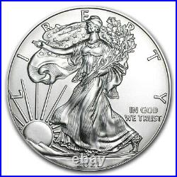 2021 American Silver Eagle PCGS MS70 FS In US Flag Holder USA Made PRE-SALE Coin