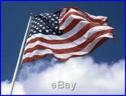 30 Feet x 60 Feet Embroidered Sewn USA American US Nylon Flag 30'x60' BIG FLAG