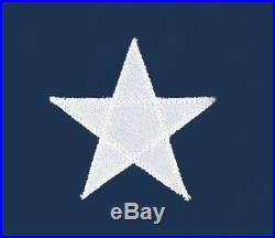 3x5 ft 48 Star American US FLAG 1912-1959 Sewn Applique Stars NYLON Made in USA