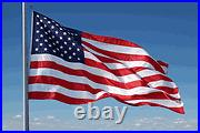6X10 FT US AMERICAN FLAG WindStrong Flags Embroidered Stars Reinforced Corners