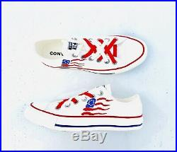 Betsy Ross American Flag Converse All Star Chucks USA Edition All Sizes