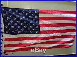 Blink 182 USA American Flag 5x3 feet RARE new sealed Travis Barker Mark Hoppus