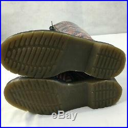Dr. Martens Doc 20 Eye Sz 6 Boots American Flag 1420 Womans Calf Combat USA