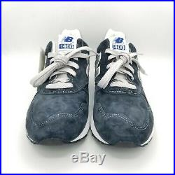J Crew x New Balance Navy Suede M1400NV Men's Size 10.5 Made In USA New In Box