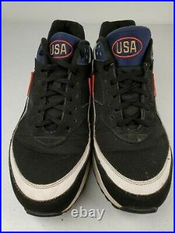 Men's Size 10 Nike Air Max BW Premium USA Olympic American Flag (819523-064)