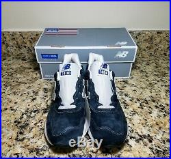NEW IN BOX New Balance x J. Crew Collab M1400NV Navy Blue Made in USA Men 10.5