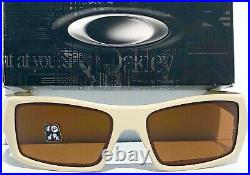 NEW Oakley SI Gascan DESERT FLAG POLARIZED Galaxy Bronze Sunglass 9019