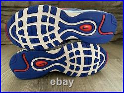 Nike Air Max 97 Retro City Pride Dallas Away CD7791-400 Red White Blue