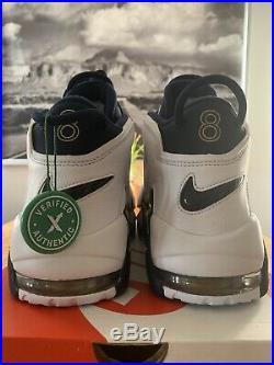 Nike Air More Uptempo Olympic sz 12 414962-104 Pippen MJ XI Bulls USA XII V IV I