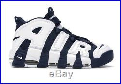 Nike Air More Uptempo Scottie Pippen USA Olympic 2020 Size 8.5 Free Shipping