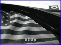 OAKLEY SI DET CORD USA Made Flag Co. BALLISTIC ANSI Z87.1 Sunglasses OO9253-10
