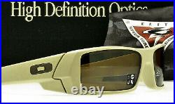 OAKLEY SI GASCAN PRIZM TUNGSTEN OO9014-4160 Desert Tan USA MADE Special Forces