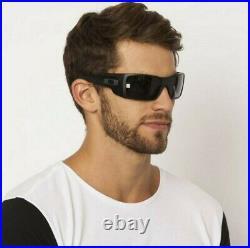 OAKLEY matte black iridium PRIZM SI BATWOLF OO9101-59 sunglasses! NEW IN BOX