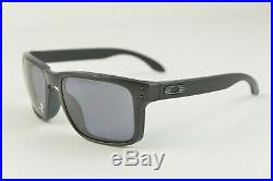 Oakley Holbrook OO9102-E555 Matte Black Tonal USA American Flag/Grey 57-18 US