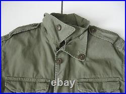 POLO RALPH LAUREN Men's Vintage 100% Cotton Twill Combat Jacket M
