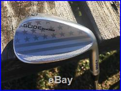 Ping Glide Forged USA American Flag Wedge 52.12 TT DG S300 Blue Dot