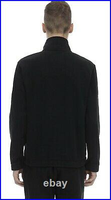 Polo Ralph Lauren Men's P Racing 1992 Patch Fleece Zip Jacket Black S, M, L $298