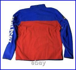 Polo Ralph Lauren Mens Hi Tech CP 93 Snap Fleece Sweatshirt Pullover Sz XXL New