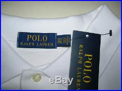 Polo Ralph Lauren USA Polo Teddy Bear shirt American US flag 3LT 3XLT, MSRP $148