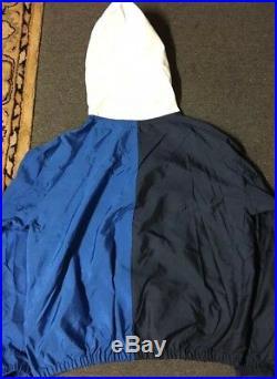 Polo Stadium 1992 Jacket XXL Replica Sport Colorblock Navy Sailing Snow Beach 92