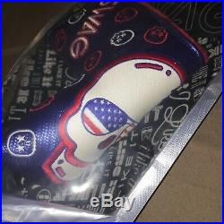 SWAG Putters USA Skull American Flag Shades COTM Golf Headcover 4th of July