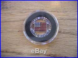 Scotty Cameron Titleist USA Stars And Stripes American Flag Ball Marker Rare PGA