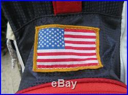 Sun Mountain USA American Flag' Lightweight Stand Golf Bag. Excellent-Gift