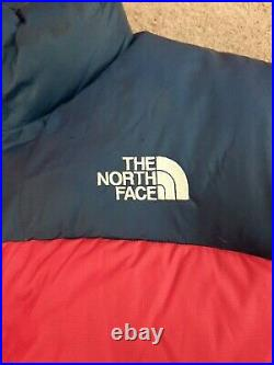 The North Face Mens RU 14 Puffer 700 Down Vest 2014 Sochi Olympics