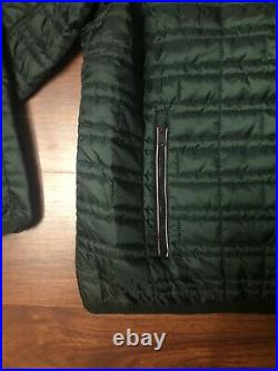 Tommy Hilfiger Primaloft Quilted Jacket Insulated Size 2XL XXL Buckeye Green