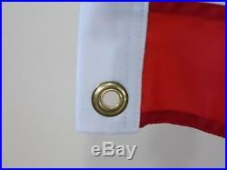 USA 15x25' FLAG NEW US MADE SEWN NYLON HUGE AMERICAN