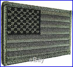 USA American Flag Tactical Morale Military Acu Dark Velcro Brand Fastener Patch