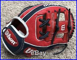 Wilson A2000 1975 American Flag Stamp USA 11.75 Superskin